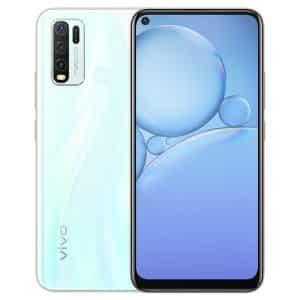 VIVO Y30 Smartphone Dual SIM 4GB/128GB 6.47-inch Moonstone White