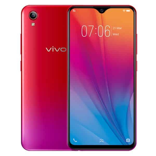 VIVO Y91C Smartphone, Dual SIM, 2GB/32GB - Sunset Red