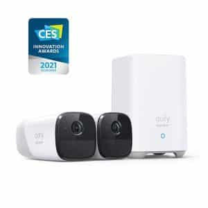EufyCam 2 Pro Wireless Home Security Camera System