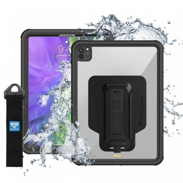 Armor-X MXS Waterproof Rugged Case for iPad Pro 11-Inches 2020 - Black