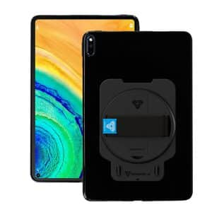 Armor-X PUN Shockproof Rugged Case for Huawei Mate Pad Pro 10.8-Inches Black