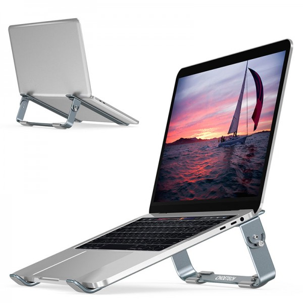 CHOETECH Adjustable Laptop Stand H033-GY Gray