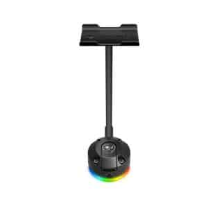 COUGAR Bunker S-RGB Headset Stand Black
