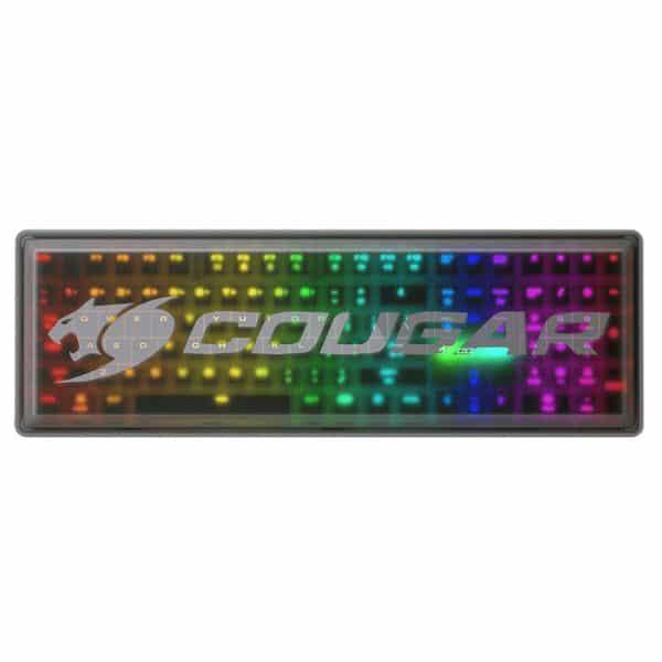 COUGAR PURI RGB Mechanical Switches Gaming Keyboard Black