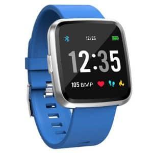 CTRONIQ Bond IX Smart Band Fitness Tracker Blue