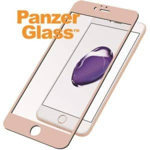 PanzerGlass Premium Screen Protector for iPhone 7 Plus Rose Gold