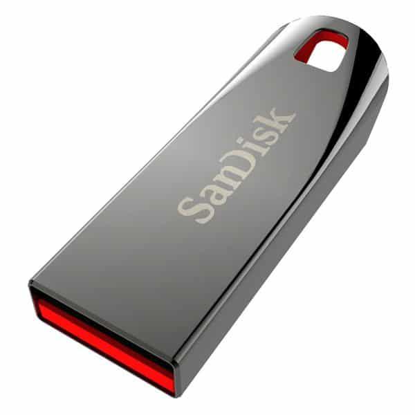 SanDisk Cruzer Force USB Flash Drive 32GB Metal