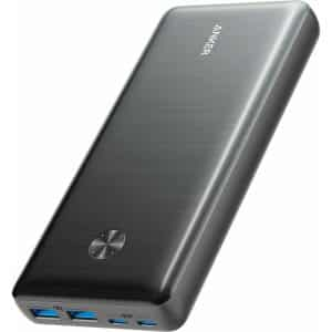 Anker PowerCore III Elite 26000mAh 87W USB-C PD Portable Charger Black