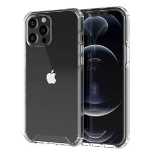 Armor-X CBN Shockproof Protective Case for iPhone 12 Pro Max 6.7-Inch Black