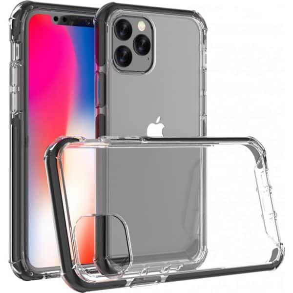 Armor-X CBN Shockproof Protective Case for iPhone 12 and iPhone 12 Pro 6.1-Inch Black
