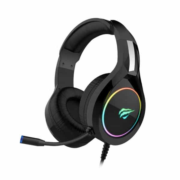 HAVIT HV-H2232d E-Sports RGB Gaming Headphone Black