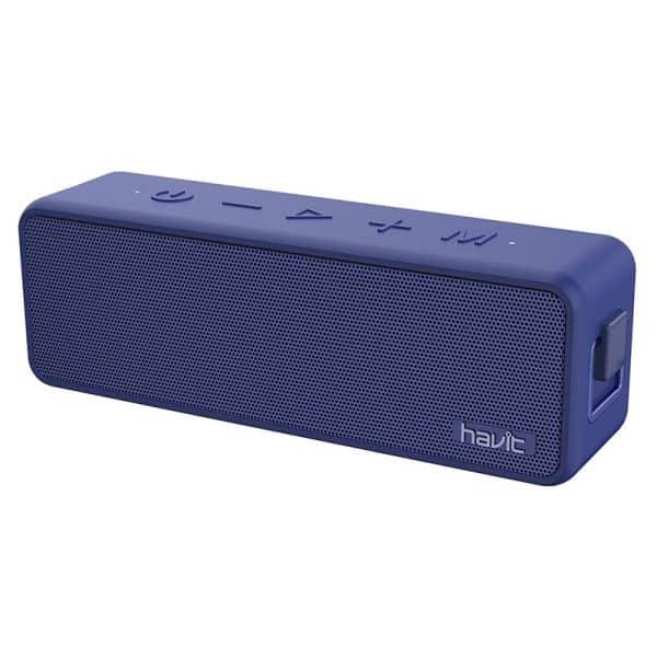 HAVIT HV-M76 Multi-Function Waterproof Wireless Speaker Blue