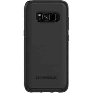 OtterBox Symmetry Series Case for Samsung Galaxy S8 Black