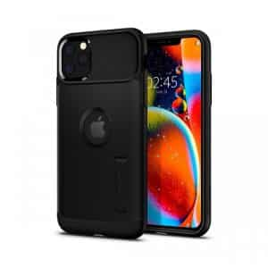 Spigen Slim Armor Case for iPhone 11 Pro Max Black