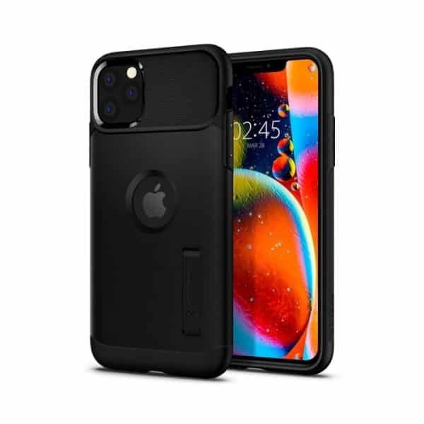 Spigen Slim Armor Case for iPhone 11 Pro Max Black