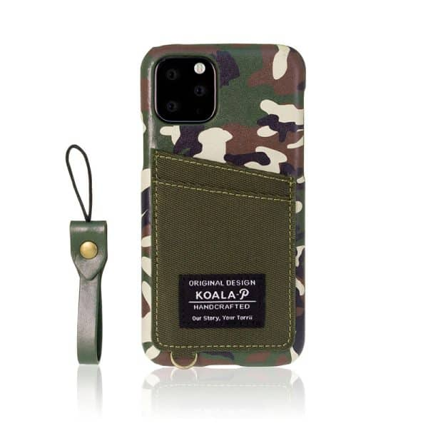 Torrii Koala-P Printed Case for iPhone 11 Pro 5.8-inch Green