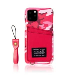 Torrii Koala-P Printed Case for iPhone 11 Pro 5.8-inch Pink