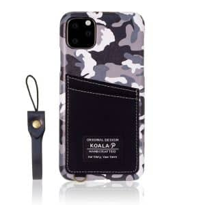 Torrii Koala-P Printed Case for iPhone 11 Pro Max 6.5-inch - Black
