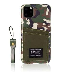 Torrii Koala-P Printed Case for iPhone 11 Pro Max 6.5-inch - Green