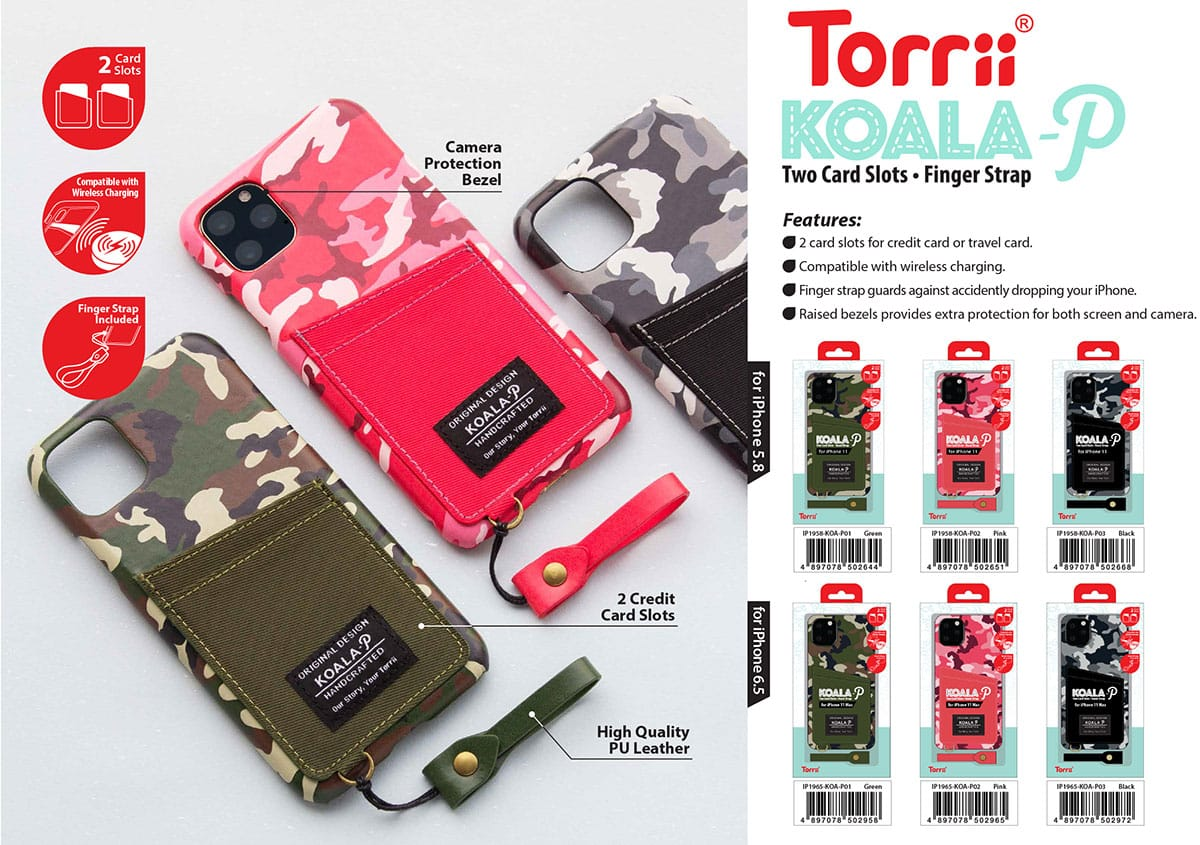 Torrii-Koala-P-Printed-Case-for-iPhone