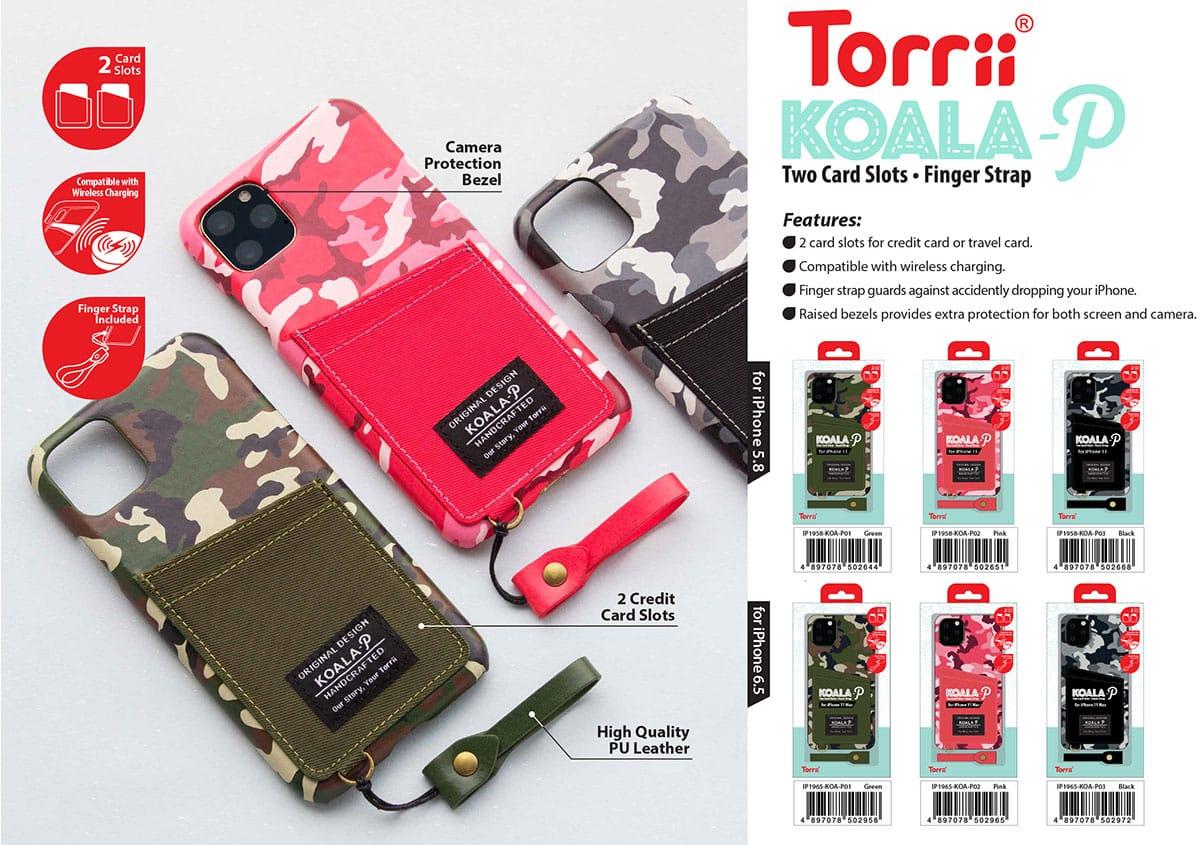 Torrii-Koala-P-Printed-Case-for-iPhone