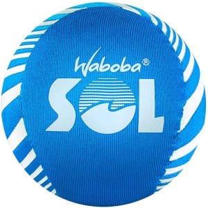 Waboba SOL Water Bouncing Ball Blue