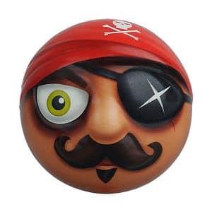 Waboba Skippers Water Bouncing Ball Sea Pirate