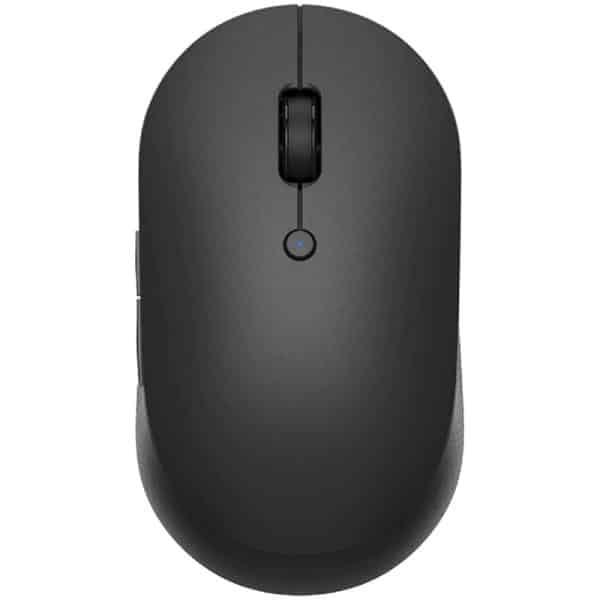 Xiaomi Mi Dual Mode Wireless Mouse Silent Edition Black