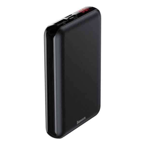 Baseus Mini S Digital Display Power Bank 10000mAh PPALL-XF01 Black
