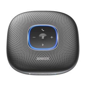 Anker PowerConf Bluetooth Speakerphone Black