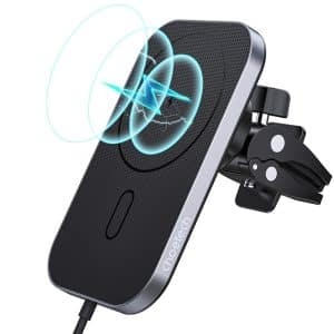 CHOETECH MagLeap Magnetic Wireless Car Charger T200-F