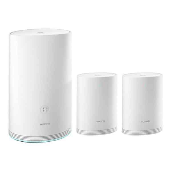 HUAWEI Home WiFi Q2 Pro 3-Pack(1 Base + 2 Satellites) White
