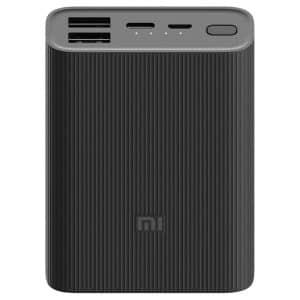 Xiaomi Mi Power Bank 3 10000mAh Ultra Compact Black