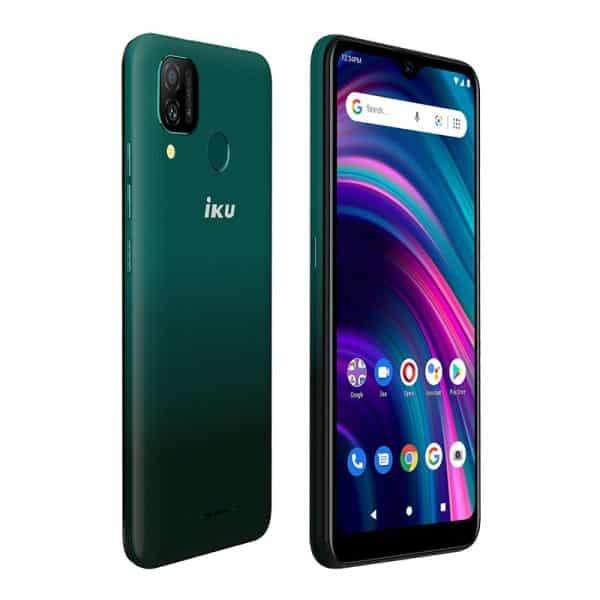 IKU A21 4G Smart Phone 2GB/32GB with Free IP TV Forest Green