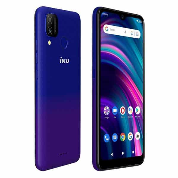 IKU A21 4G Smart Phone 2GB/32GB with Free IP TV - Sapphire Blue