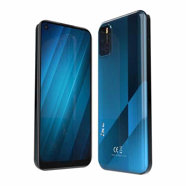 IKU X3 4G Smart Phone 6GB+128GB with Free IP TV - Deep Space Blue