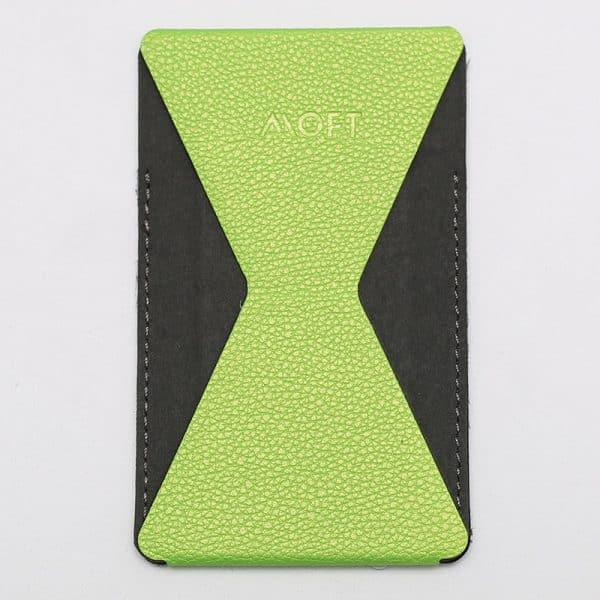 MOFT Adhesive Phone Grip & Stand - Light Green