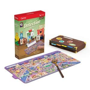 Osmo Detective Agency Game for iPad