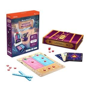 Osmo Math Wizard and the Magical Workshop for iPad