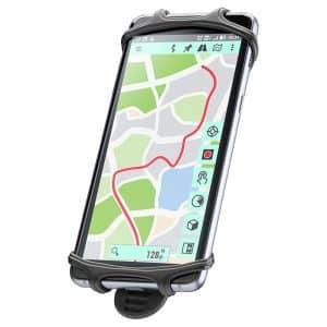 Cellularline Drive Bike Handle Smartphone Holder Black