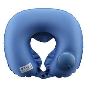 Cellularline Inflatable Neck Pillow Blue