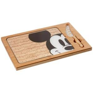 PICNIC TIME Disney Classics Mickey Mouse Icon 3-Piece Cheese Serving Set