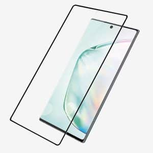 PanzerGlass Case Friendly Screen Protector for Samsung Galaxy Note10 - Black