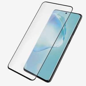PanzerGlass Case Friendly Screen Protector for Samsung Galaxy S20 Black