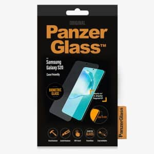 PanzerGlass™ Case Friendly Screen Protector for Samsung Galaxy S20 - Clear