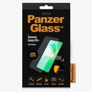 PanzerGlass™ Case Friendly Screen Protector for Samsung Galaxy S20 Plus - Clear