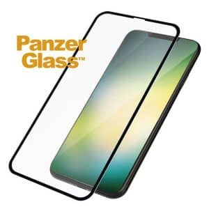 PanzerGlass Case Friendly Screen Protector for iPhone 6.1-Inch Black