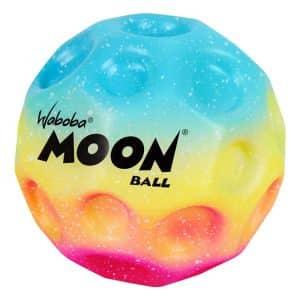 Waboba Gradient Moon Bouncing Ball Rainbow