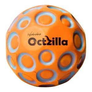 Waboba Octzilla Hyper Bouncing Ball Orange