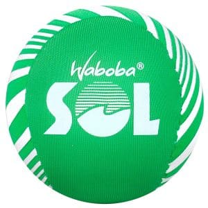 Waboba SOL Water Bouncing Ball Green